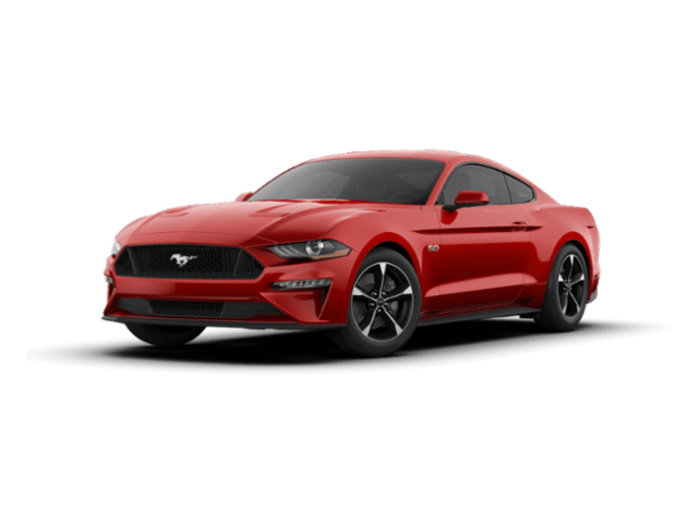 New 2018 Ford Mustang Coupe in El Paso, TX